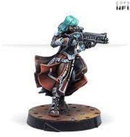 Corvis Belli Infinity: Nomads Cassandra Kusanagi (Spitfire)