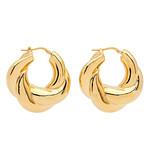 Amber Sceats Clover Earrings