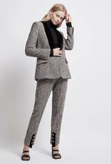 Aje Rebellion Tweed Blazer