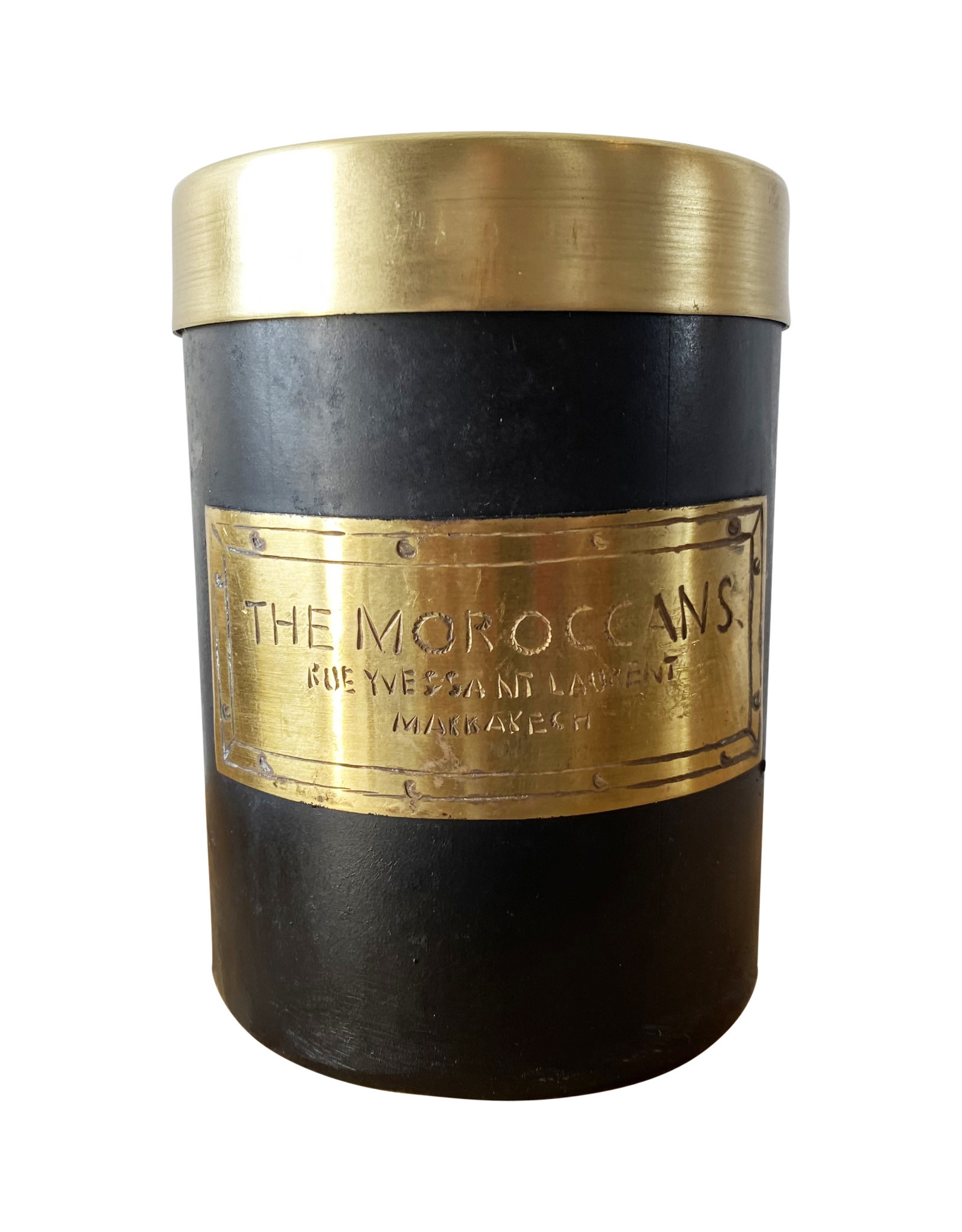 The Moroccans Moroccan Candle