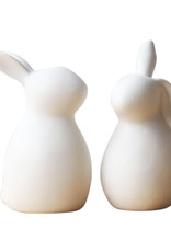 Wyld Blue Home Ceramic Bunny