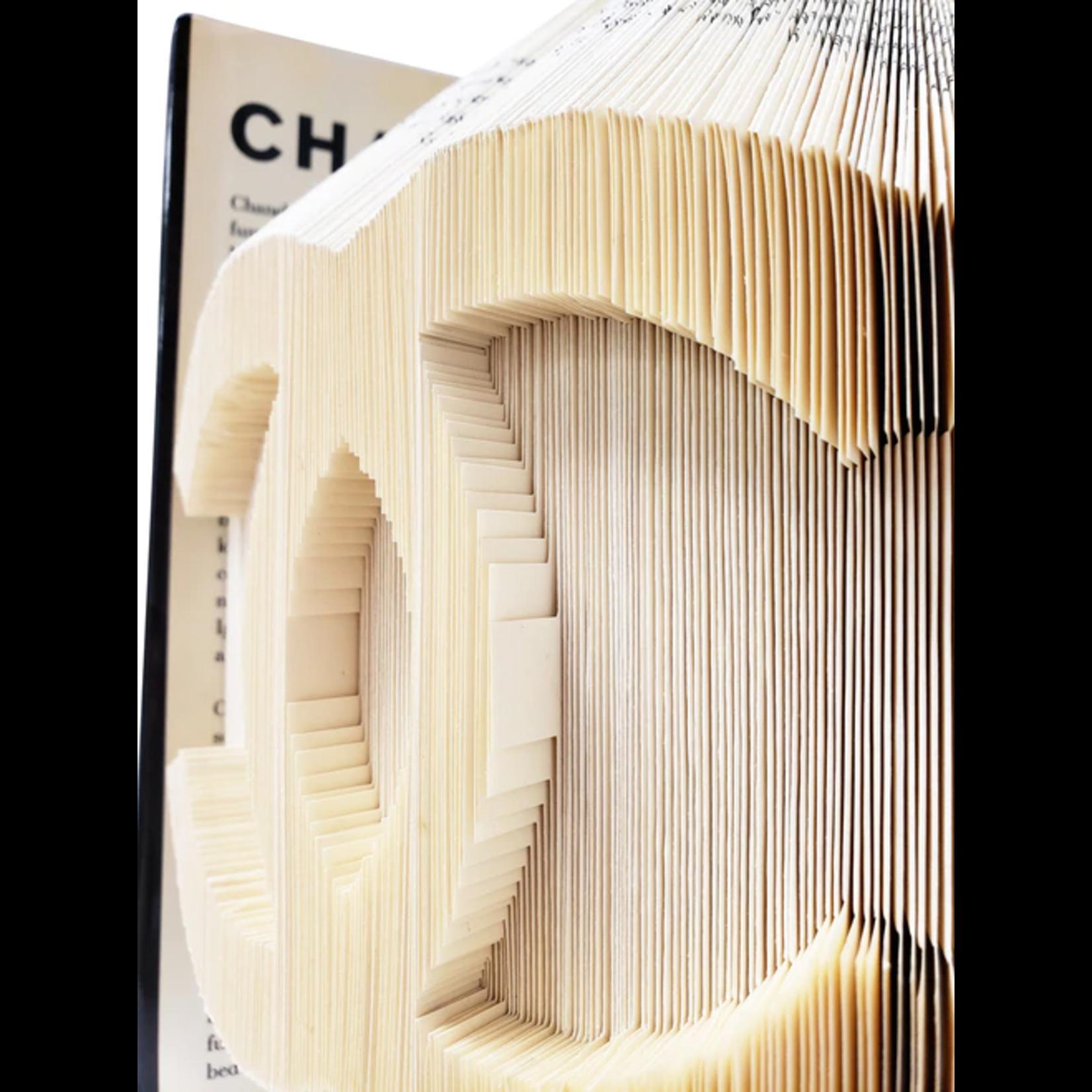 Folded Fiction Designer Book Art CC