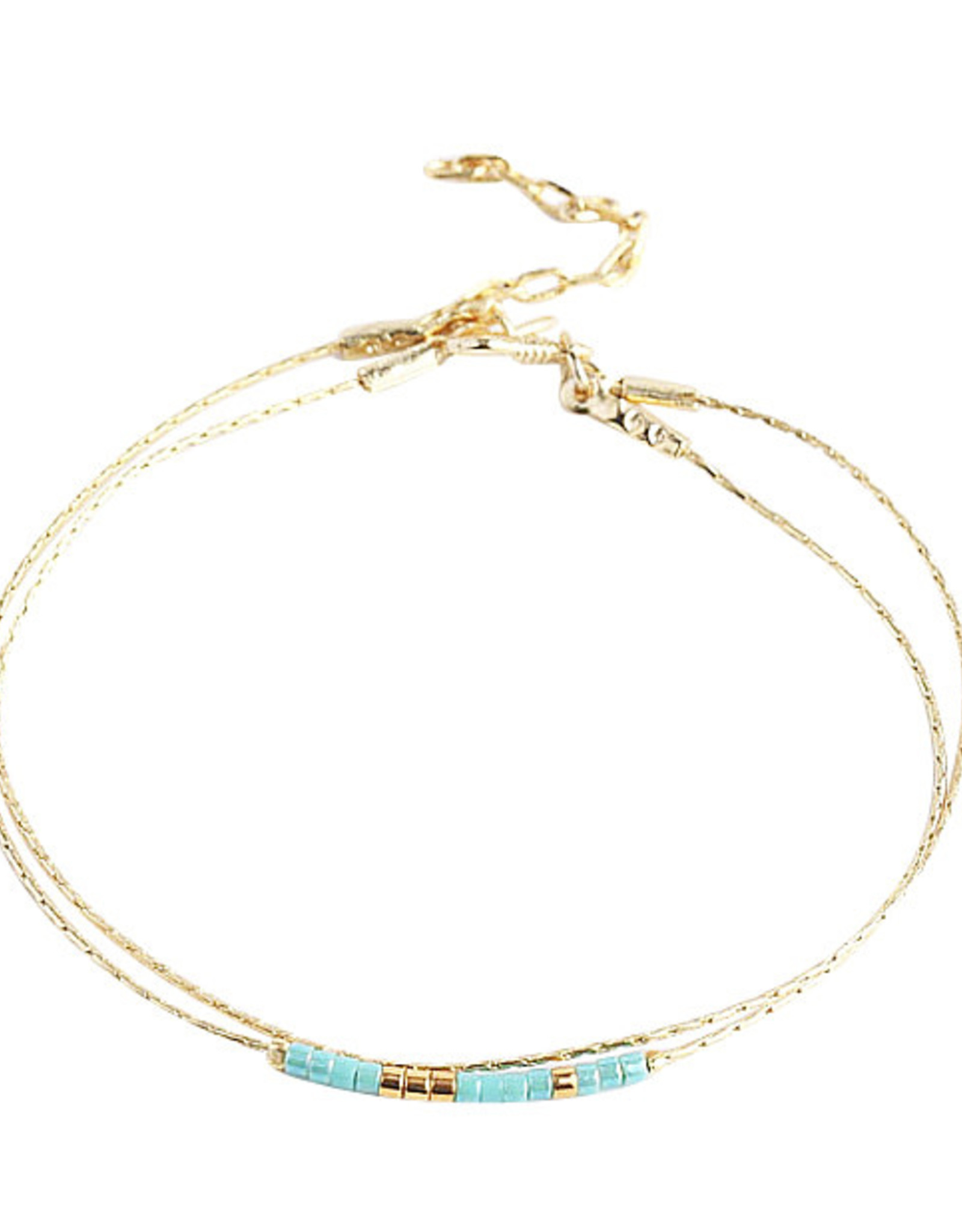 Wyld Blue Delicate Bracelet