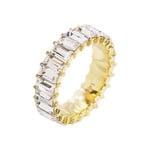 Wyld Blue Crystal Gem Ring