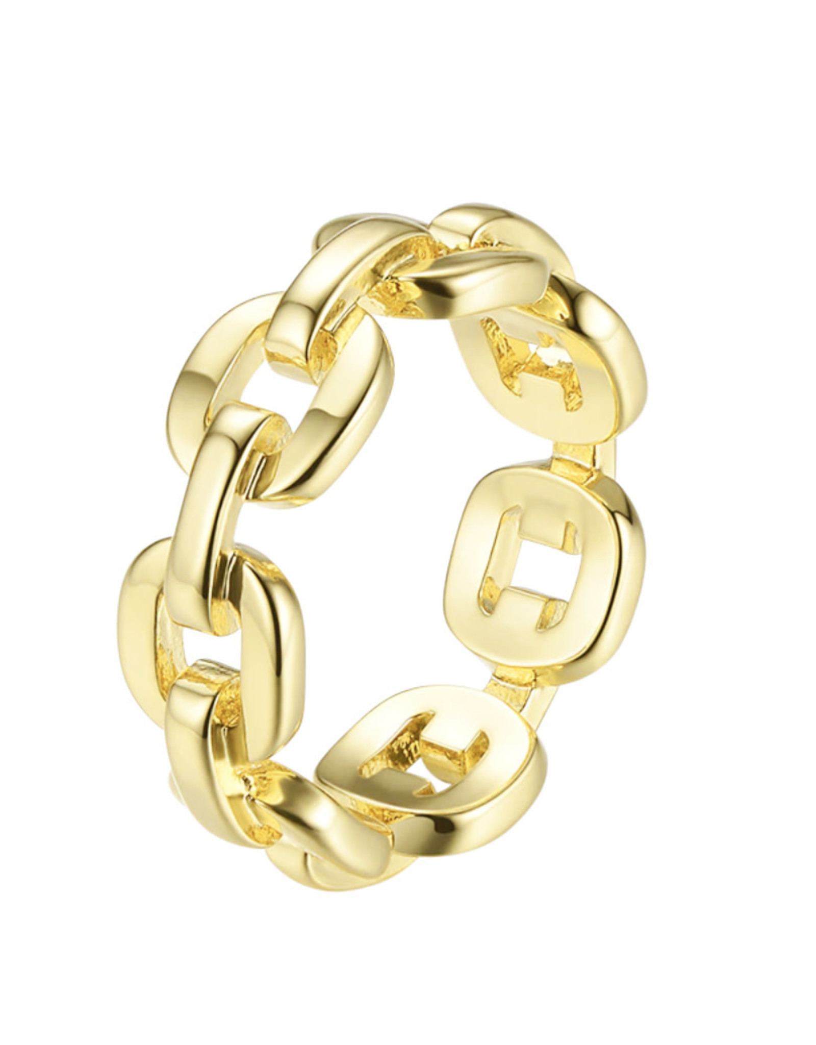 Wyld Blue Chain Ring