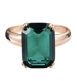 Wyld Blue Emerald Ring