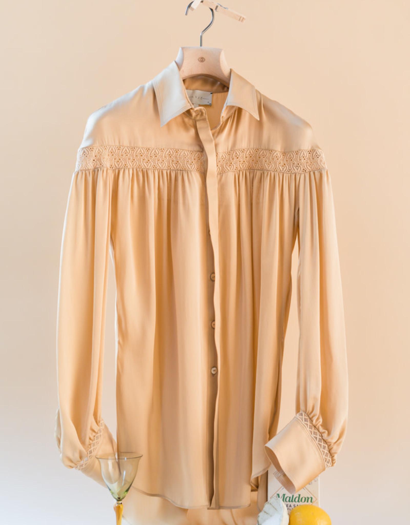 Arjé Amelia Silk Shirt