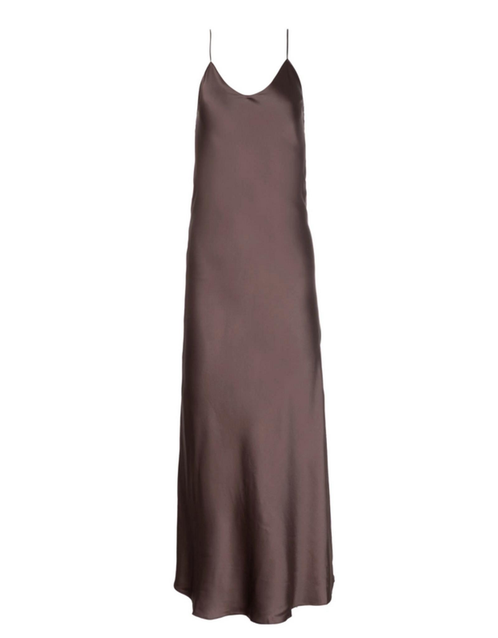 Dannijo Smoke Long Slip Dress