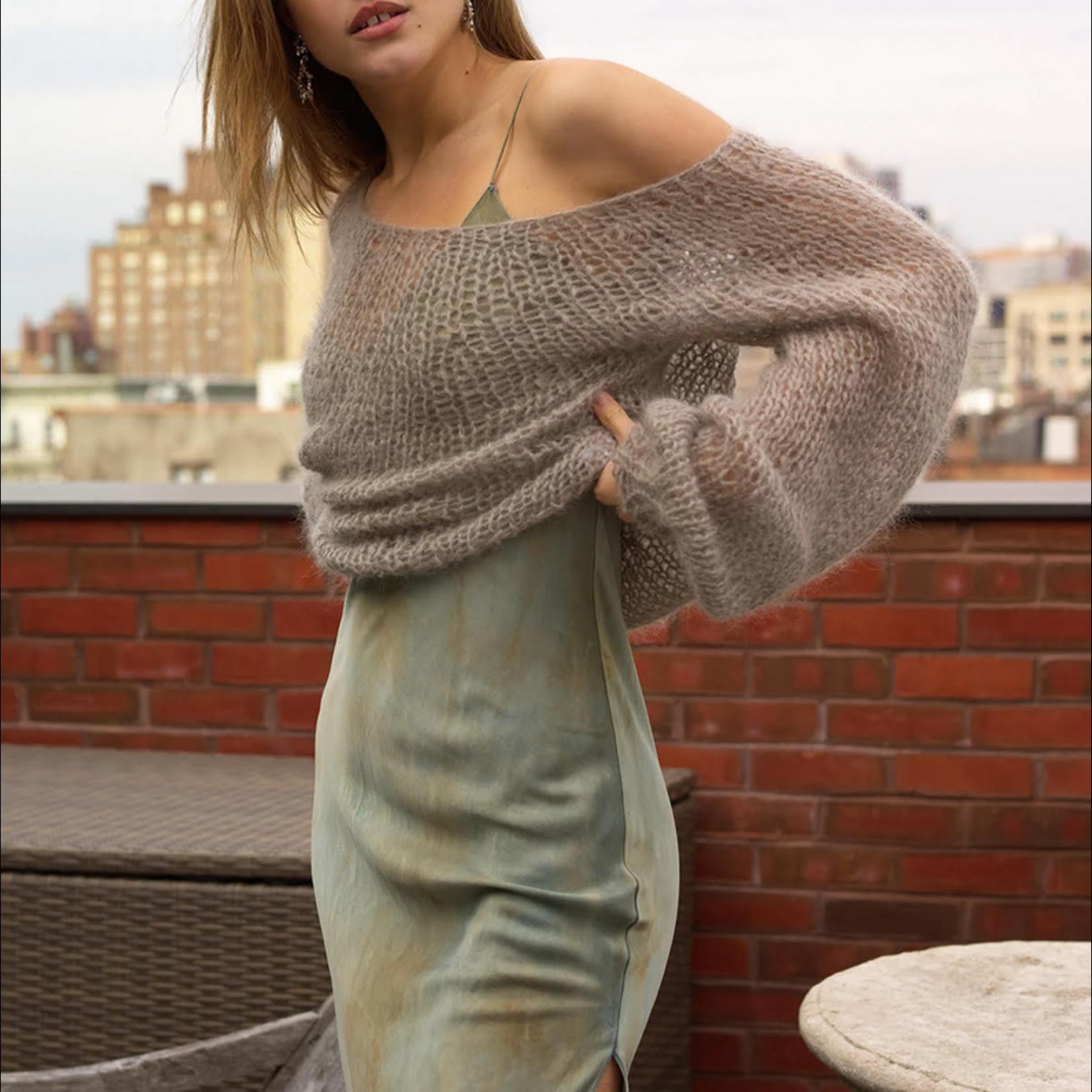 Dannijo Jade Hand-Dyed Slip Dress Jade
