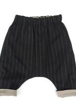 Anja Schwerbrock Piri Mini Pants Black Stripe