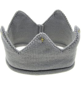 Wyld Blue Kids Baby Knit Crown