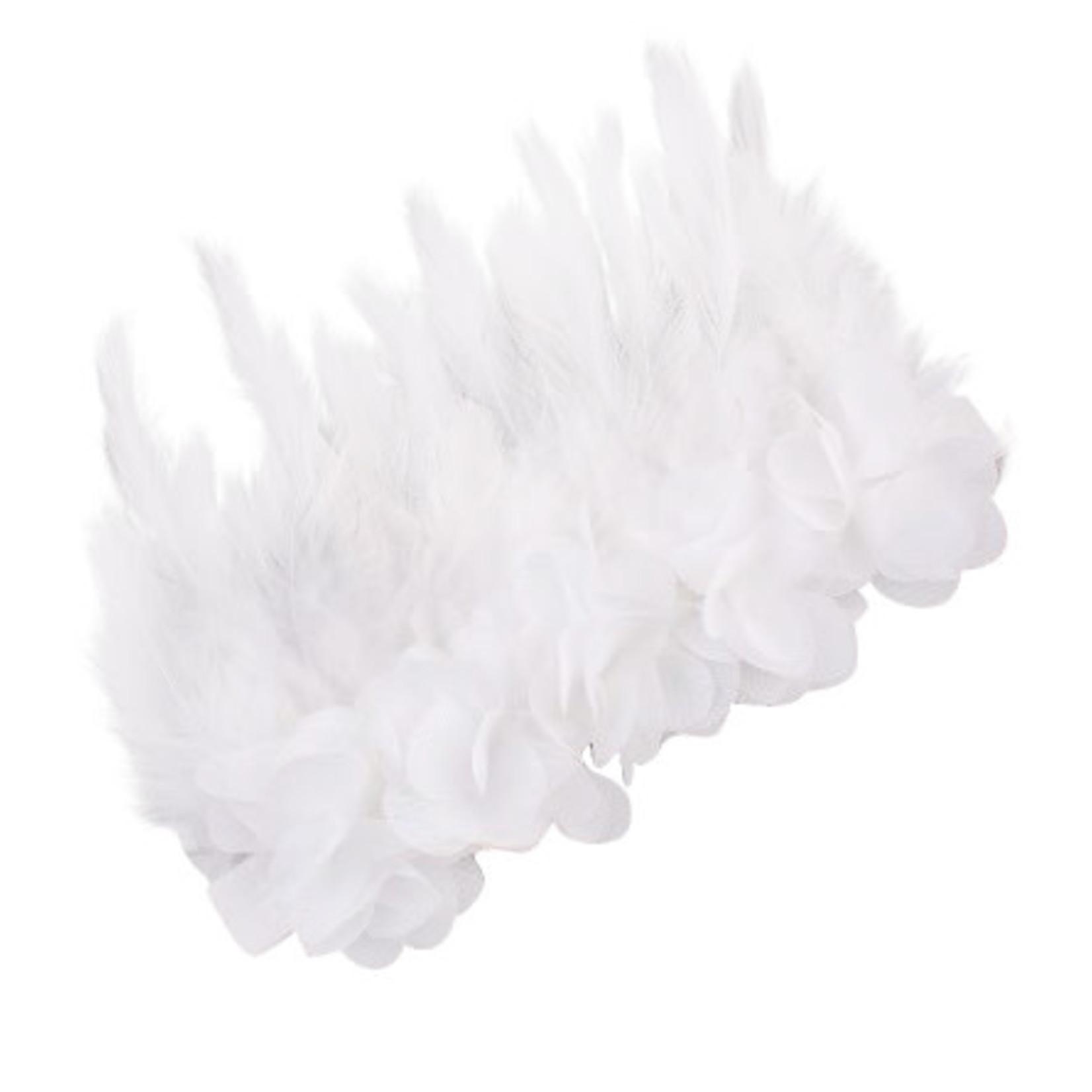 Wyld Blue Kids Feather Headpiece