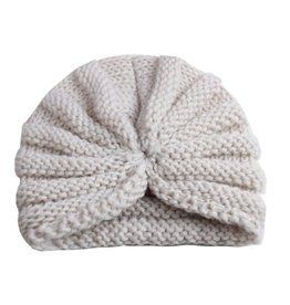 Wyld Blue Kids Baby Knit Turban