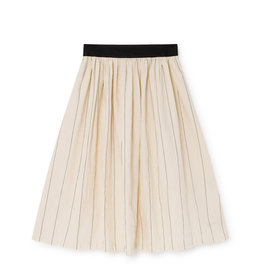 Little Creative Factory Thin-Striped Skirt Cream