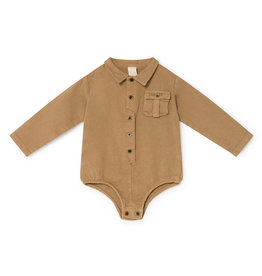 Little Creative Factory Baby Work Body Dark Camel