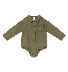 Little Creative Factory Baby Work Body Dark Green