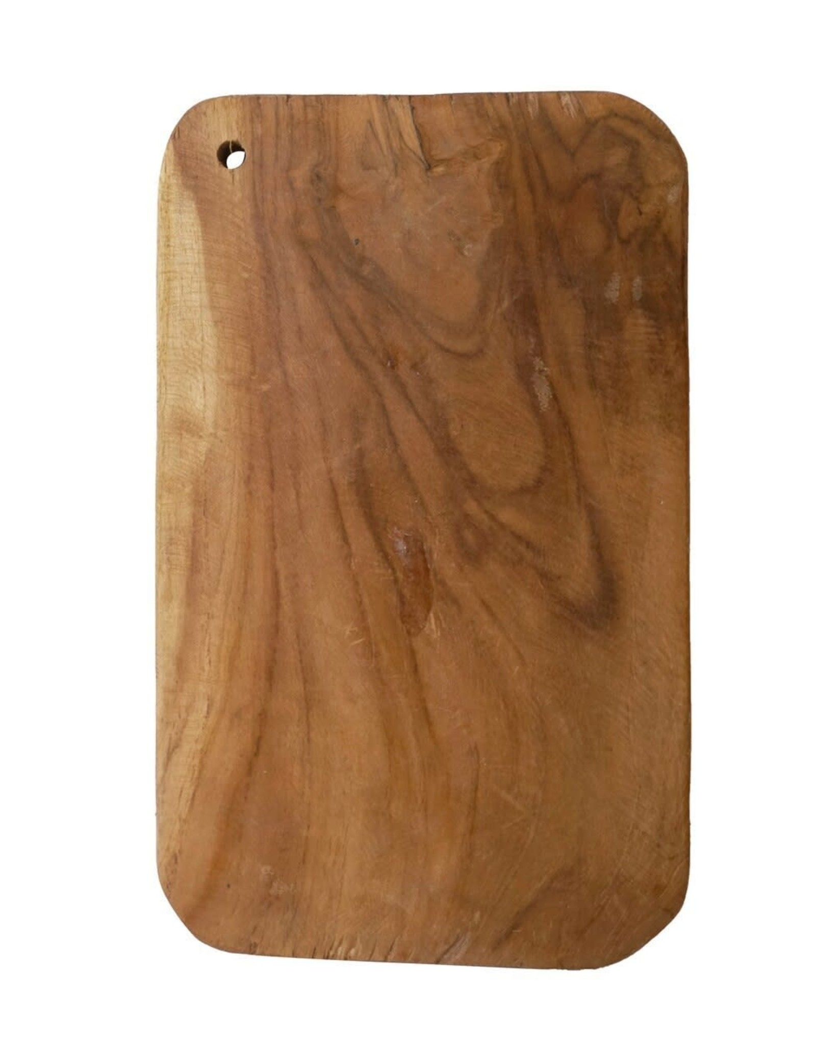 Wyld Blue Home Oblong Teak Chopping Board