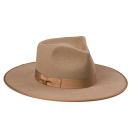Lack of Color Teak Rancher Hat