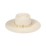 Lack of Color Seaside Boater Hat