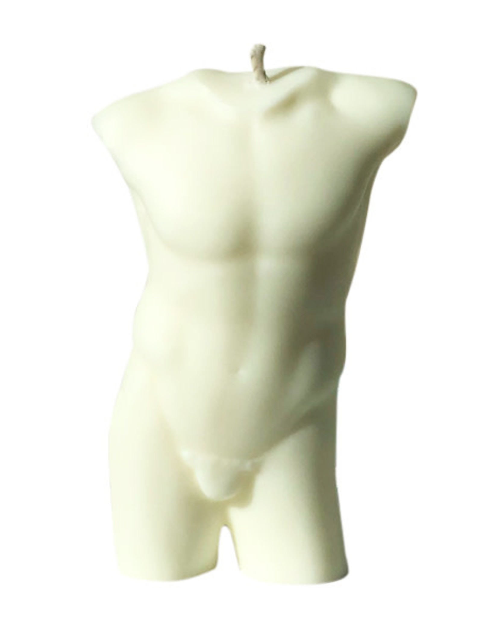 Nude Male Candle
