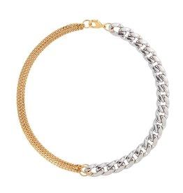 Martha Calvo Hyde Dual Necklace