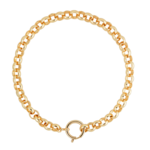 Martha Calvo Rolling in Chain Necklace