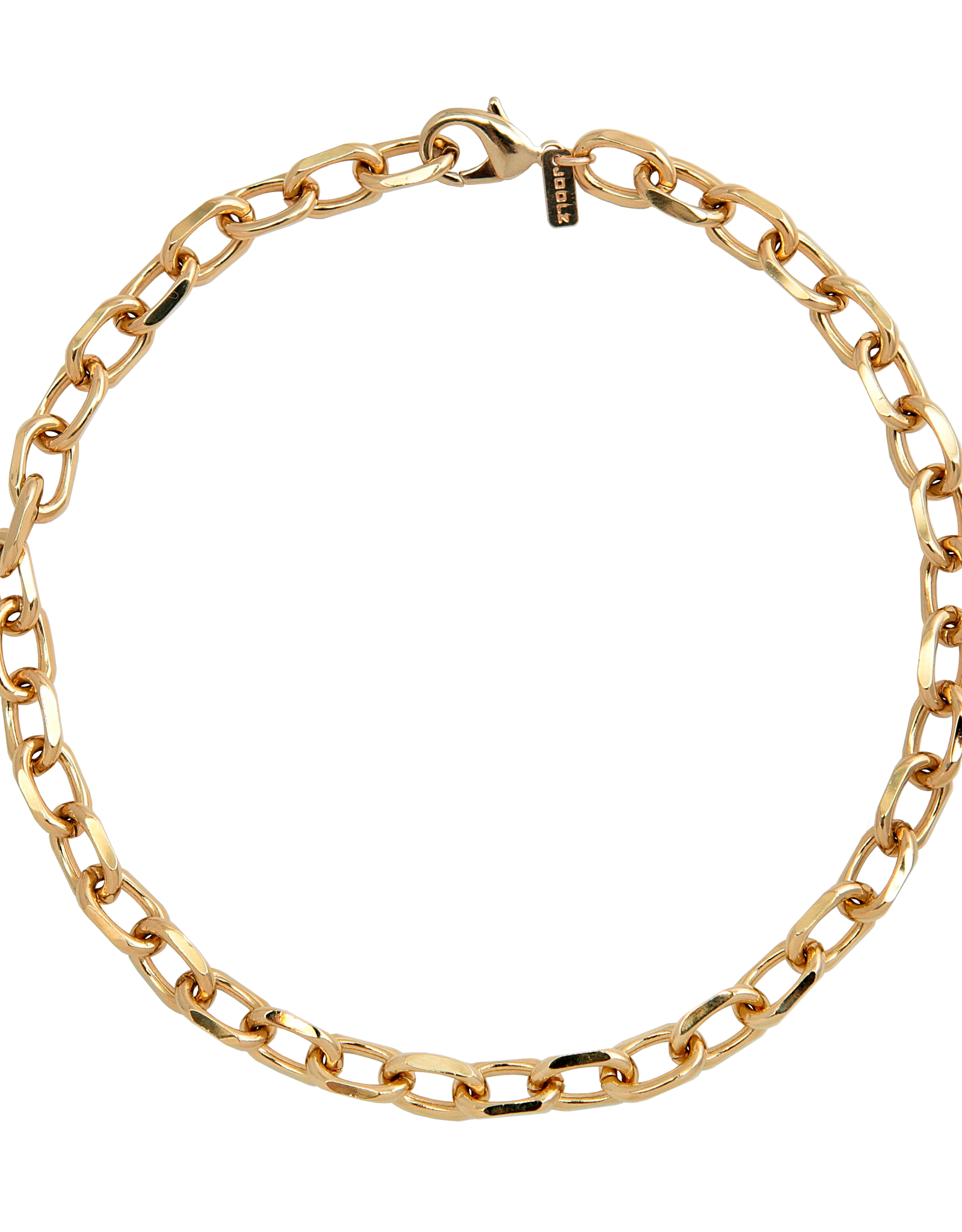 Martha Calvo Celine Chain Link Necklace