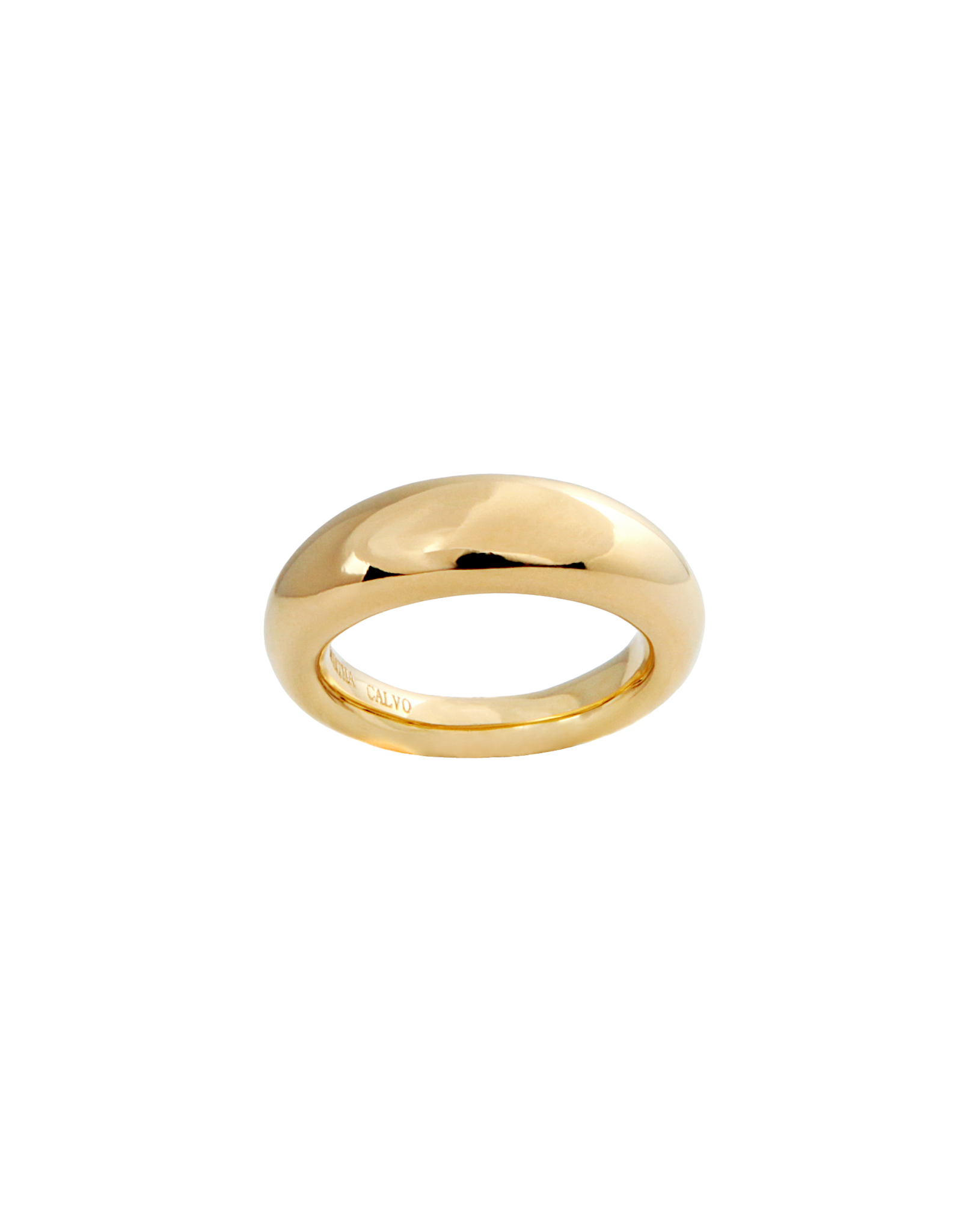 Martha Calvo Tube Ring