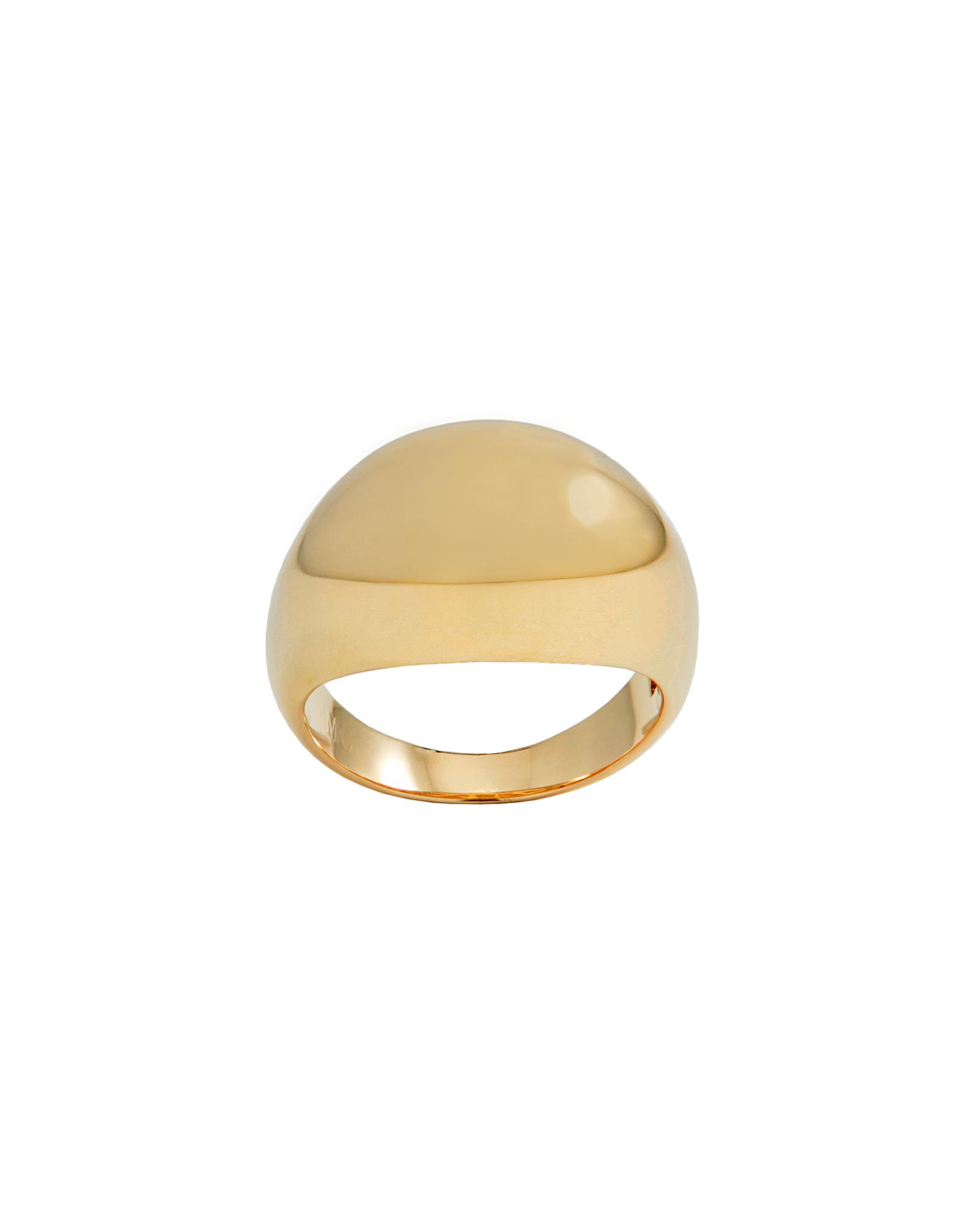 Martha Calvo Dome Ring