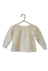 Wyld Blue Kids Pretty Knit Sweater