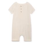 Little Creative Factory Baby Zen Short Sleeved Jumpsuit
