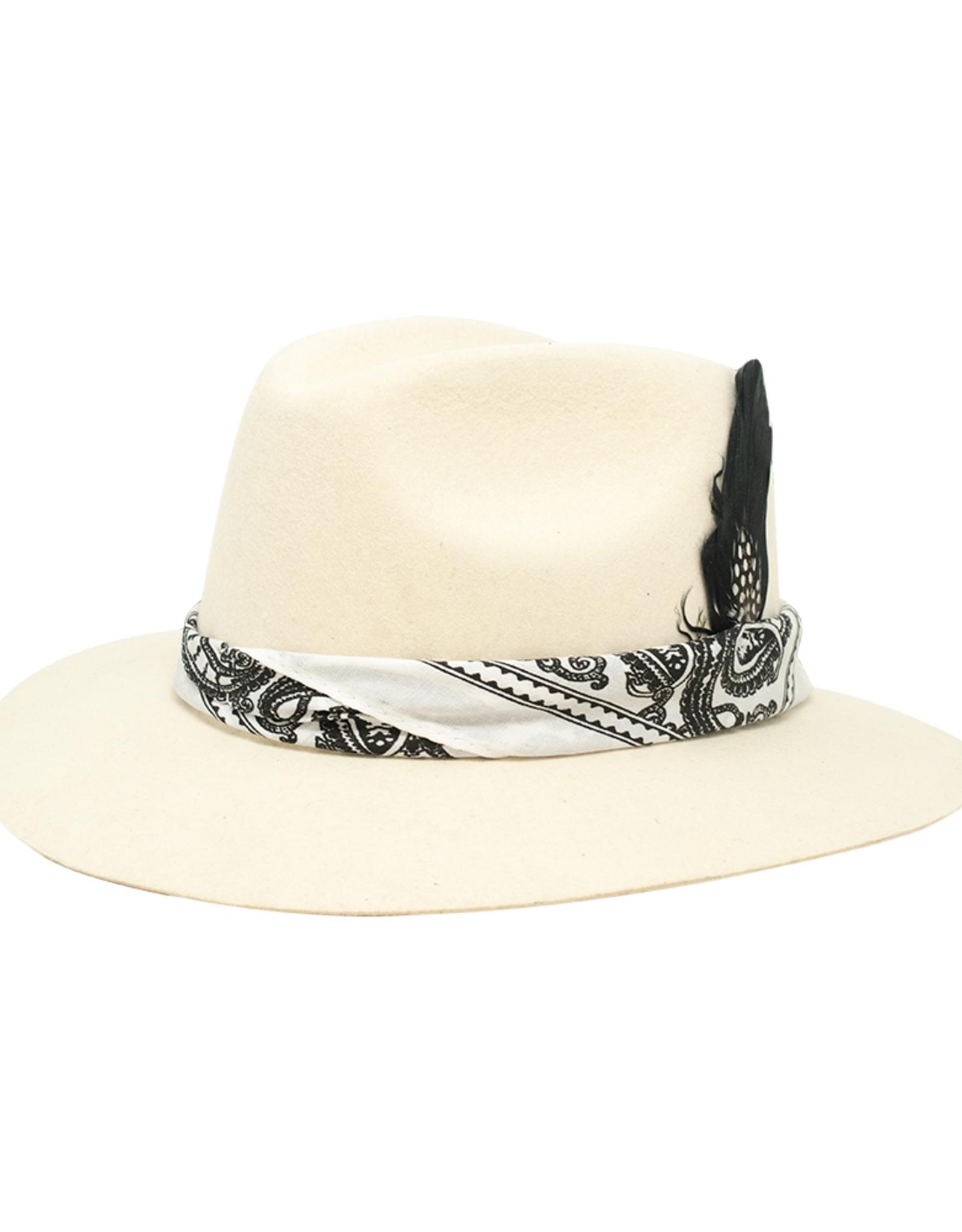 Tuluminati Nizuc Hat White
