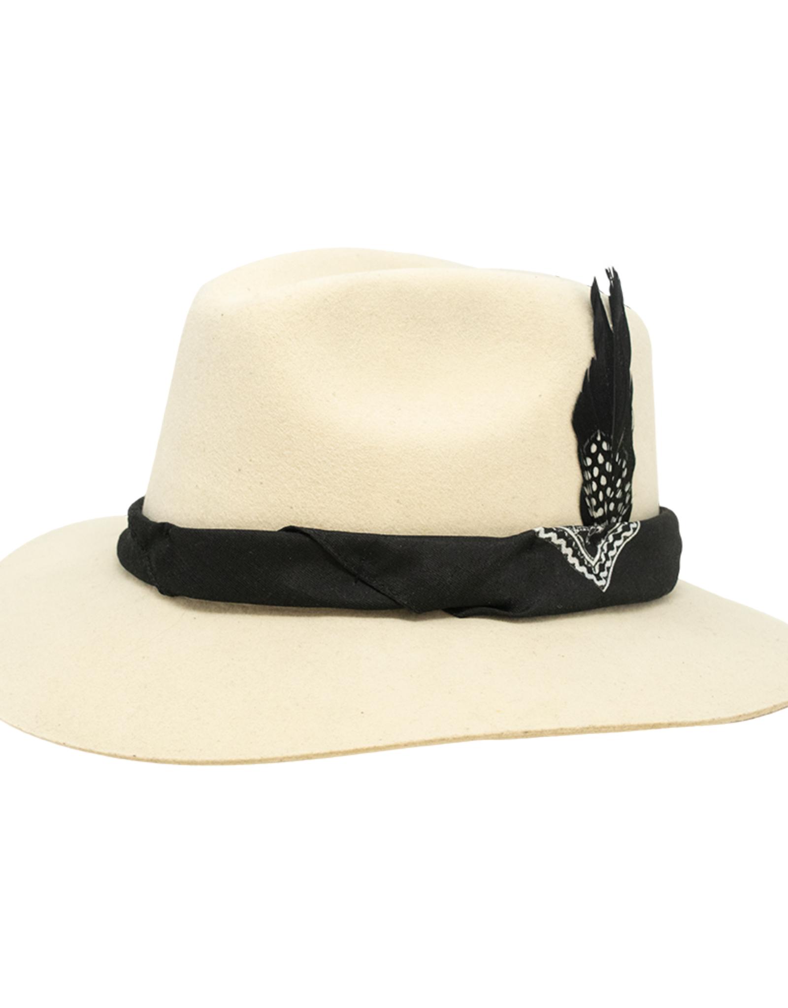 Tuluminati Nizuc Hat Black