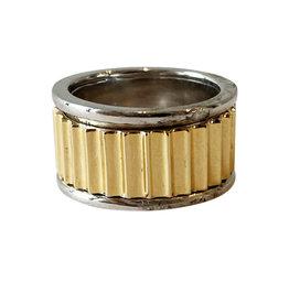 Wyld Blue Revolver Ring