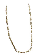Wyld Blue Hammered Link Sunglass Chain