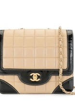 Chanel Chanel Square Quilt Flap Bag (Vintage)