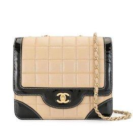 Chanel Chanel Square Quilt Flap Bag (Vintage)