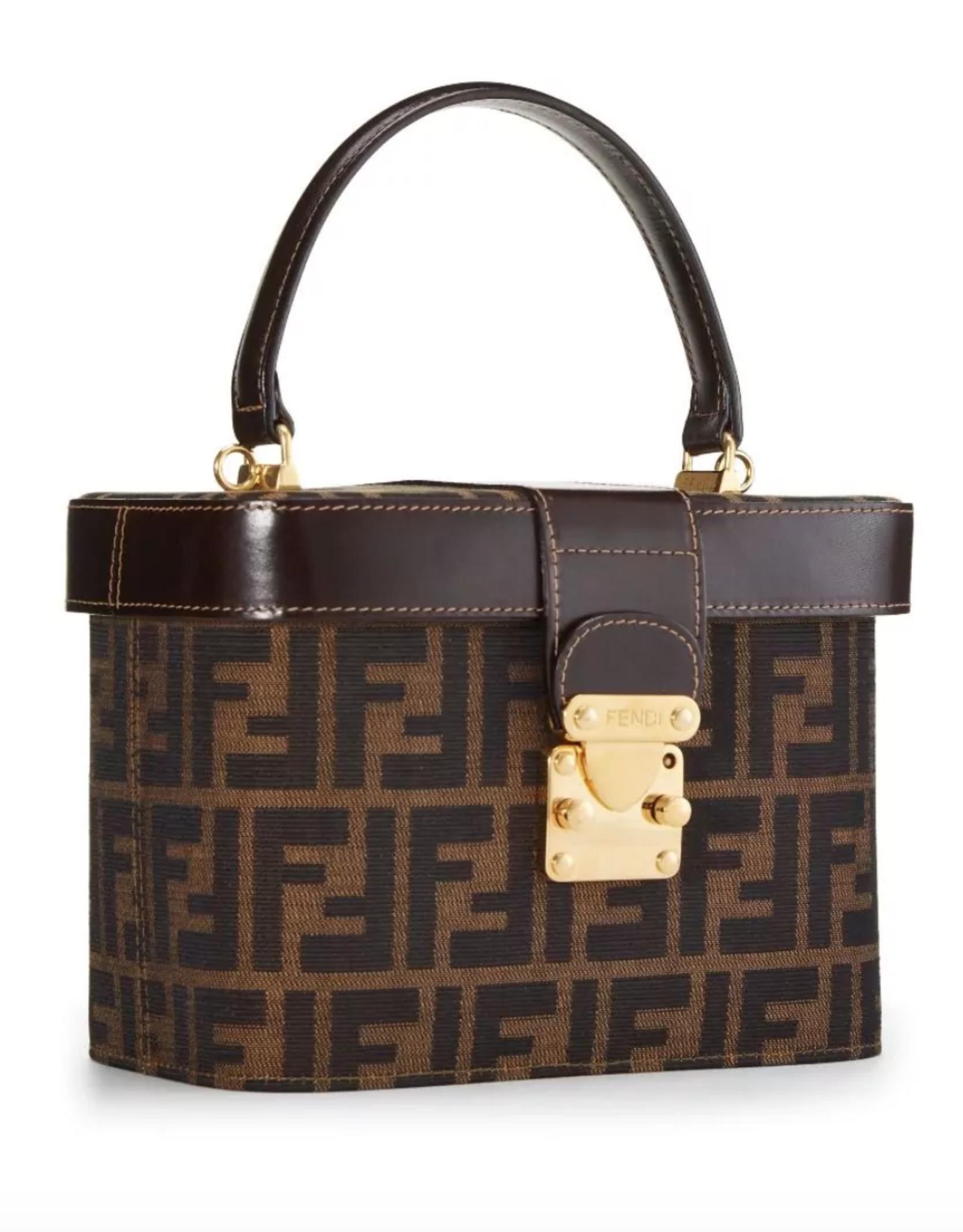 Fendi Fendi Vanity Case Bag