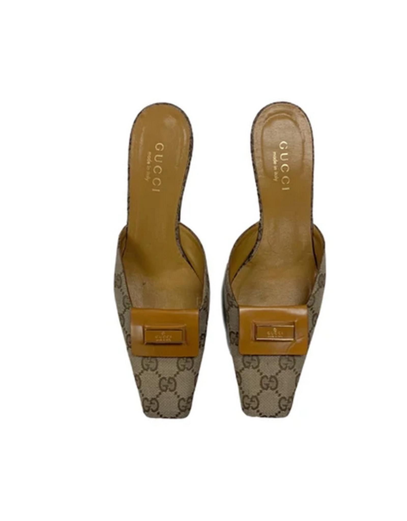 Gucci Gucci Kitten Heels - sz 7
