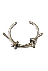 Balenciaga Balenciaga Double Knot Bracelet
