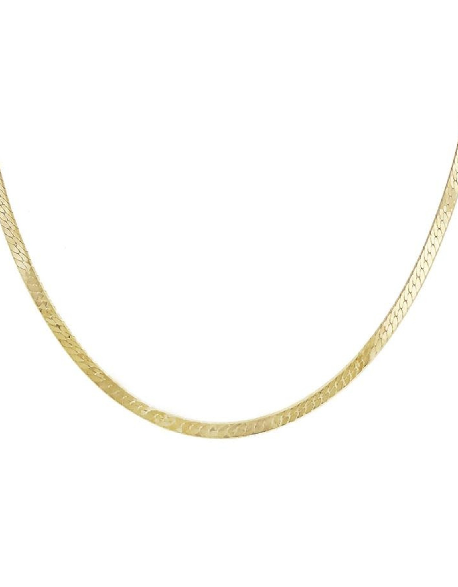 Adinas Snake Chain Necklace