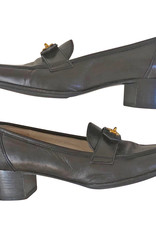 Chanel Chanel Turnlock Loafers sz 37 (Vintage)