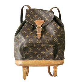 Wyld Blue Vintage Louis Vuitton Classic Backpack (Collector's Vintage)
