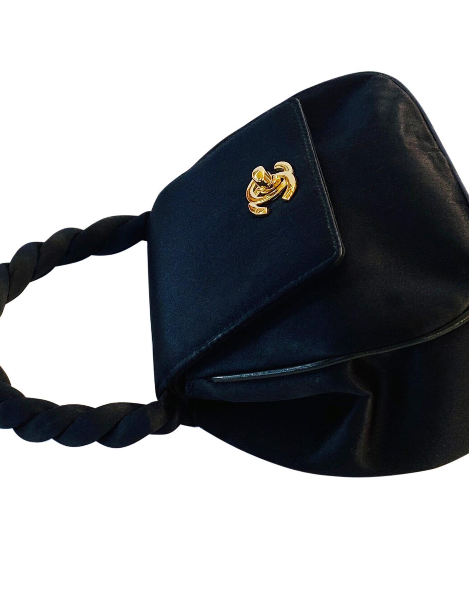 Chanel Chanel Satin Twist Bag (Vintage)