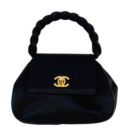 Chanel Chanel Satin Twist Bag (Vintage)