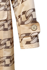 Chanel Chanel Monogram Reversible Jacket sz 36 (Vintage)