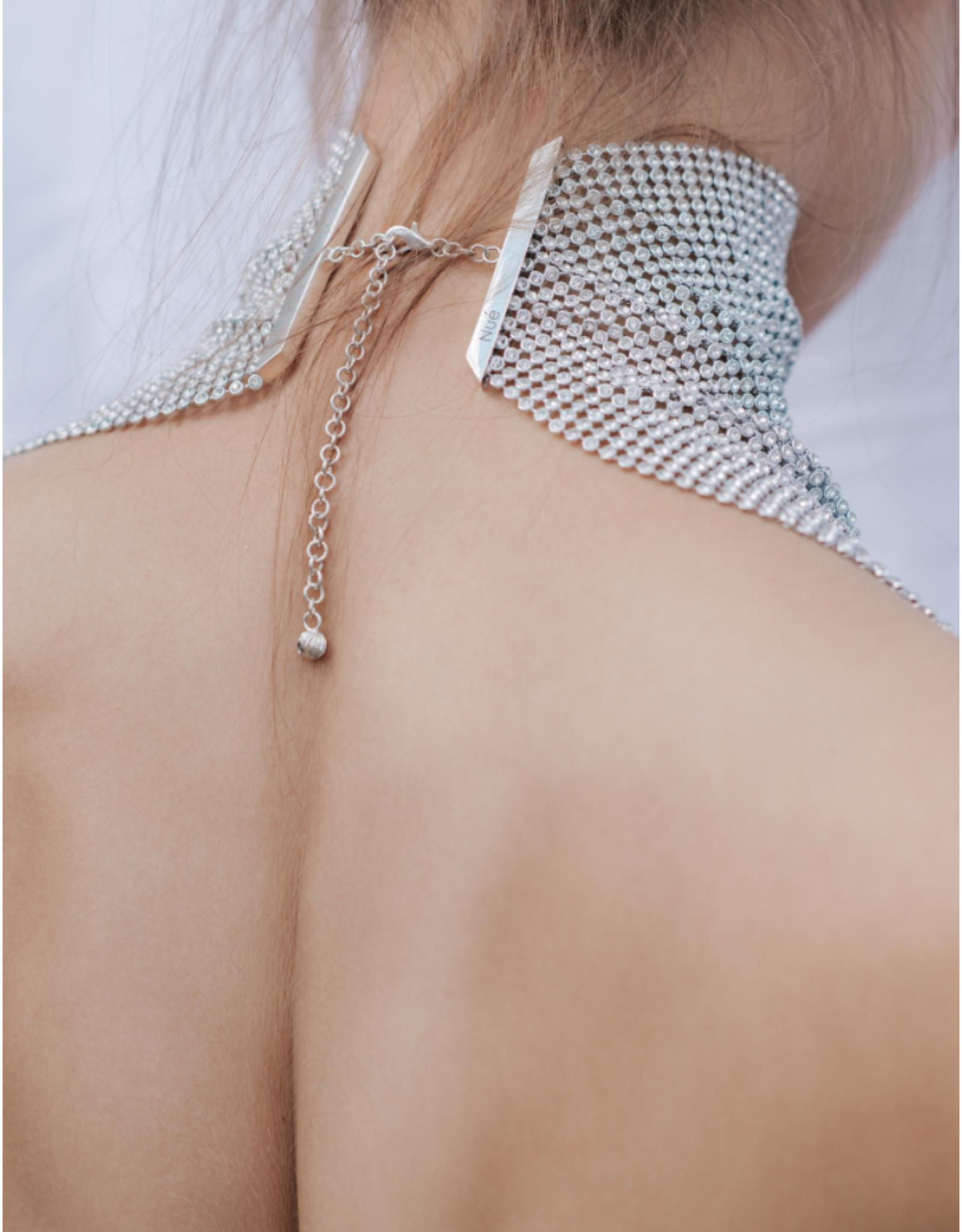Wyld Blue Nué Lea Necklaces