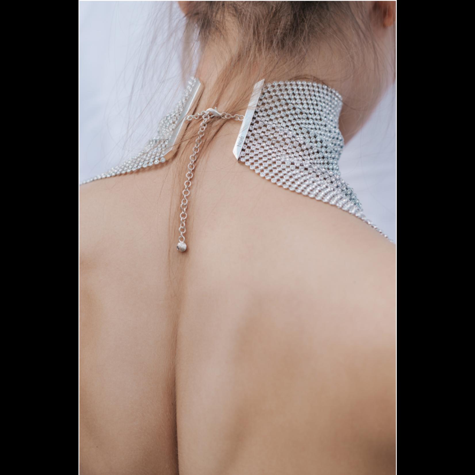 Wyld Blue Nué Lea Necklace