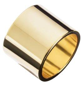 Eklexic Thick Flat Ring