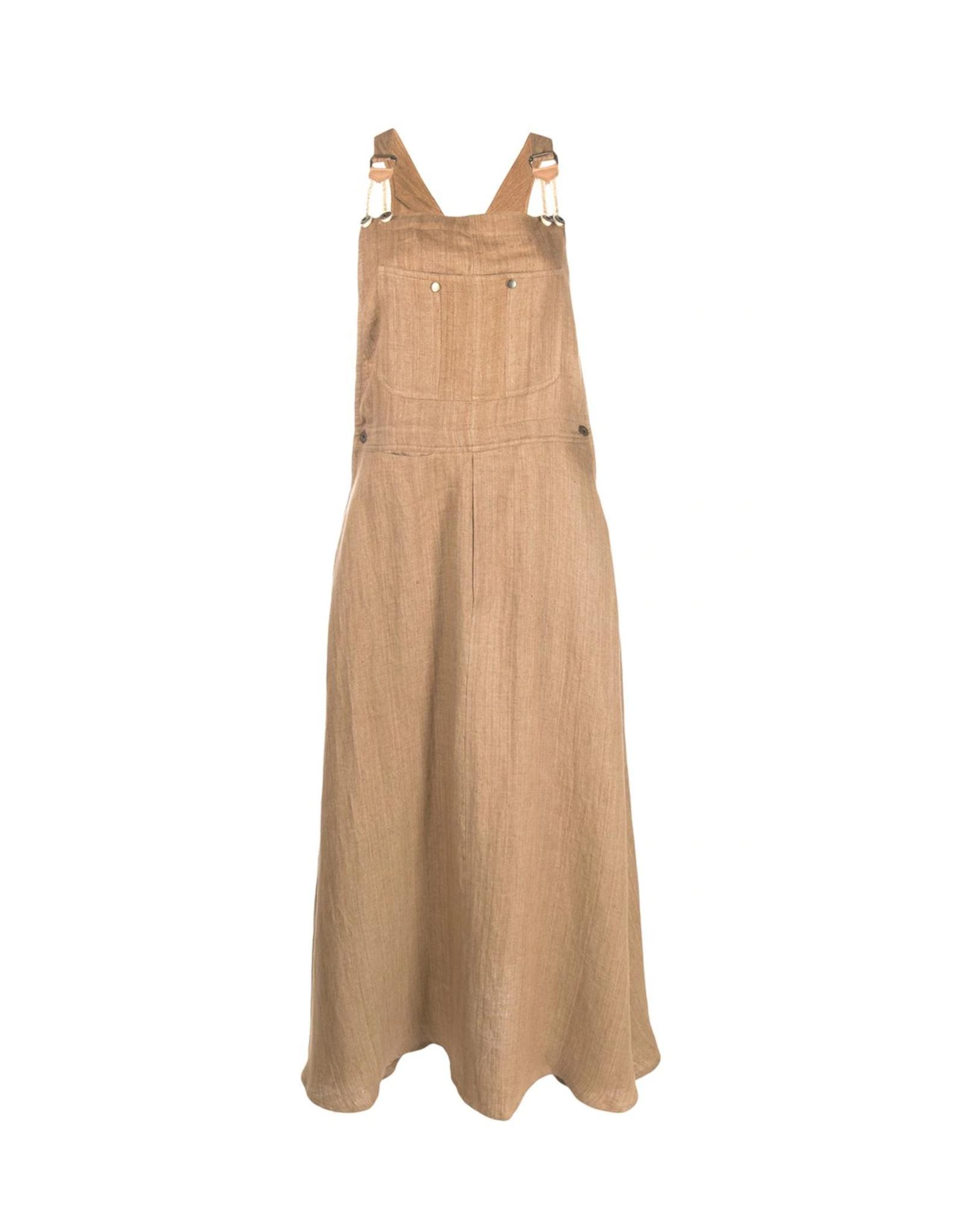 Mes Demoiselles Sable Jumpsuit Dress
